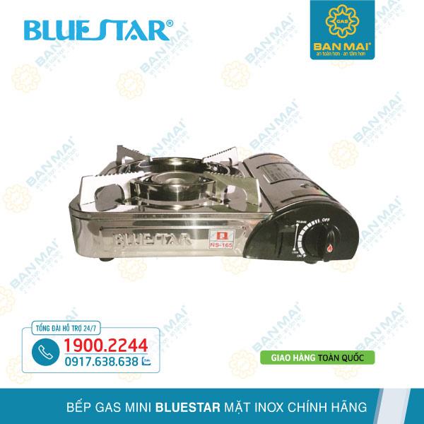Bếp ga mini Bluestar inox chính hãng