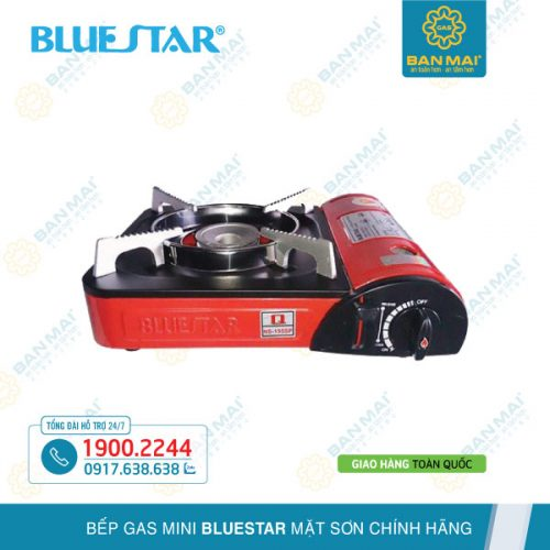 đánh giá bếp gas mini Bluestar NS-155P