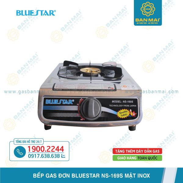 báo giá bếp gas đơn Bluestar NS-169S