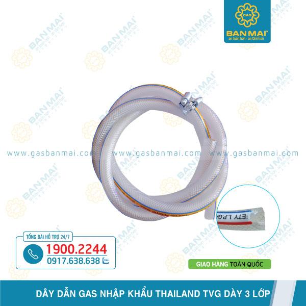 ống dây dẫn gas Thái Lan