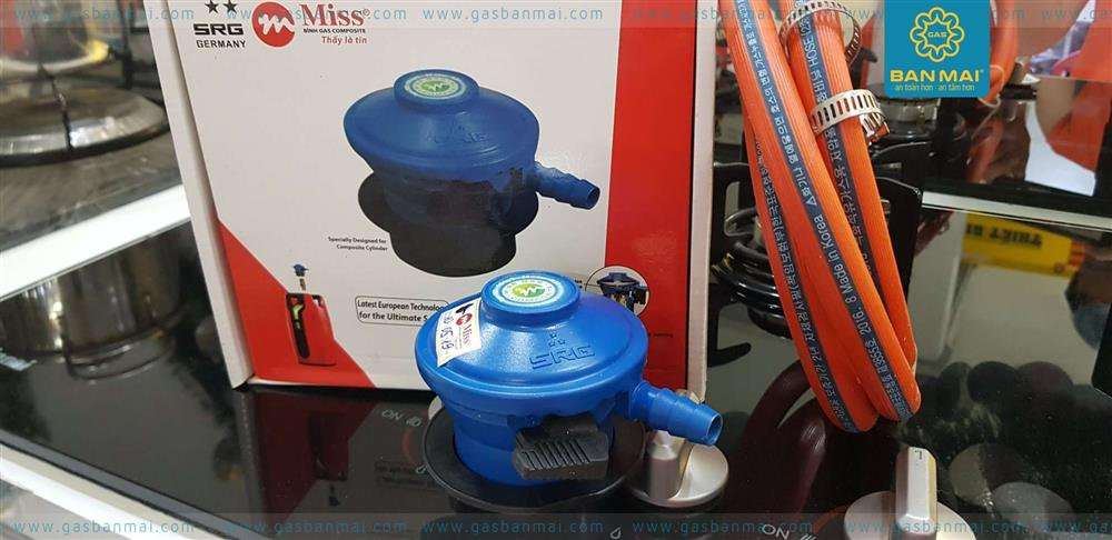 van Miss Gas SRG-X13