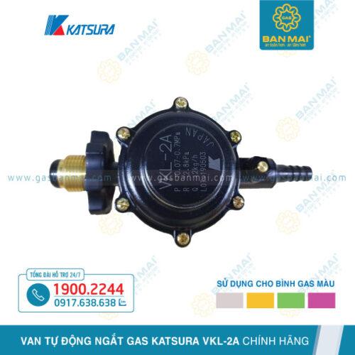 Van gas Katsura VKL-2A chính hãng