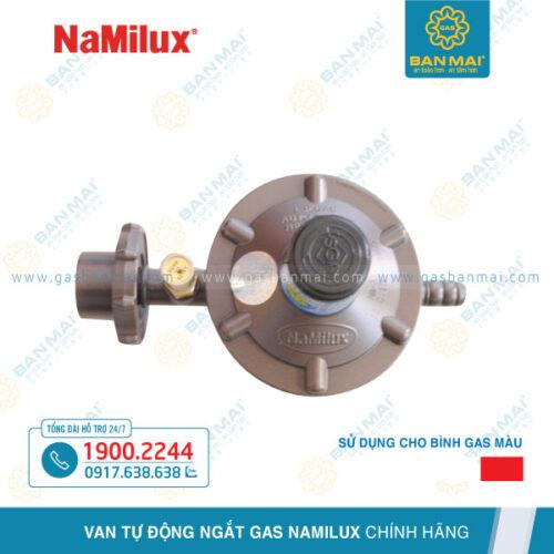 Van gas NaMilux NA-337S/1 dùng cho bình gas đỏ