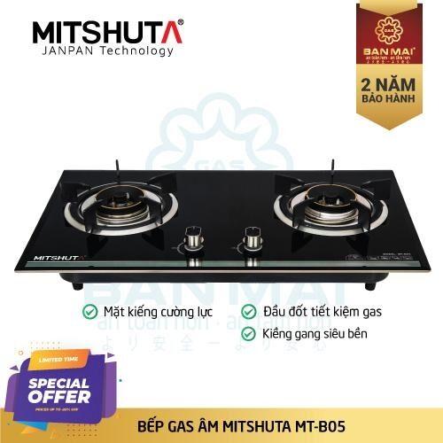 Bếp gas âm Mitshuta MT-B05
