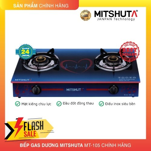 Bếp gas dương Mitshuta MT-105