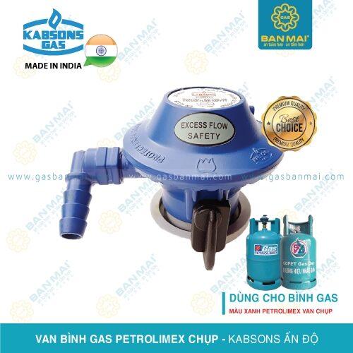 Van gas Petrolimex Kabsons nhập khẩu Ấn Độ chính hãng