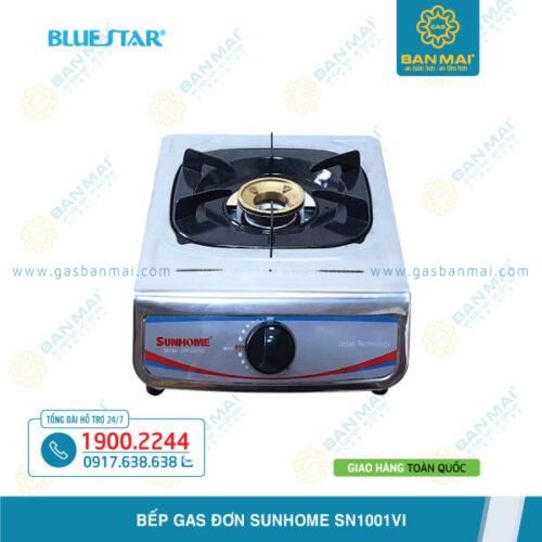 Bếp gas đơn SUNHOME SN1001VI