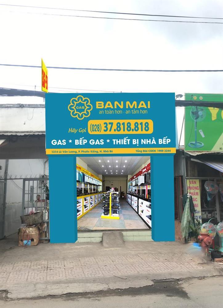 Cửa hàng Gas Ban Mai Lê Văn Lương Phước Kiển Nhà Bè