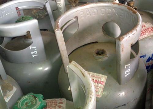 bình gas 12kg thật giả
