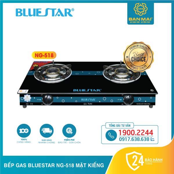 báo giá bếp gas Bluestar NG-518