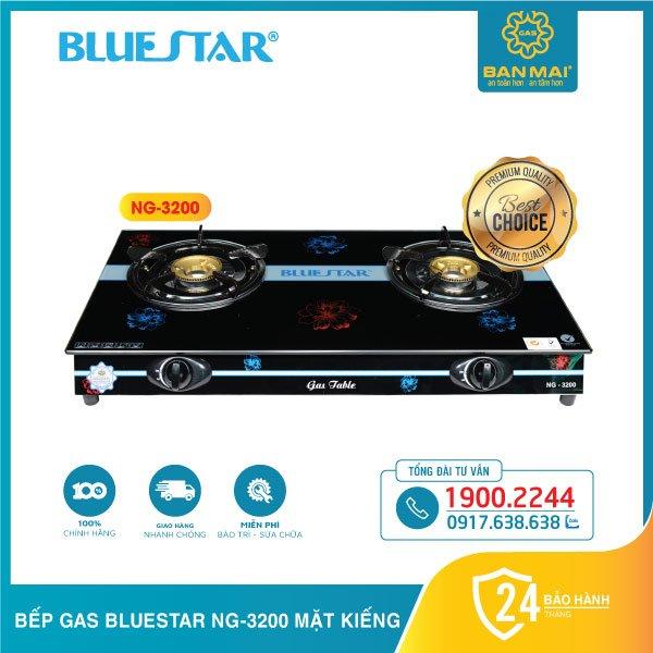 báo giá bếp ga Bluestar NG-3200